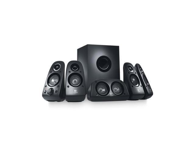 Logitech 980-000430 Logitech Z506 5.1 Speakers