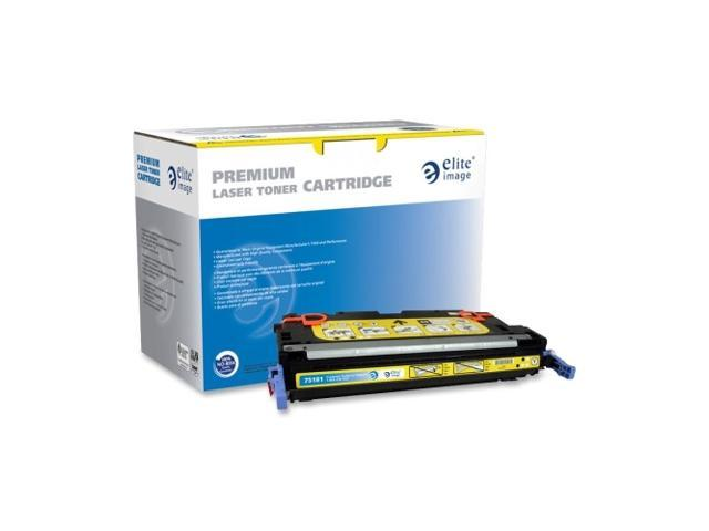 Elite Image 75181 Print Cartridge 4000 Page Yield Yellow
