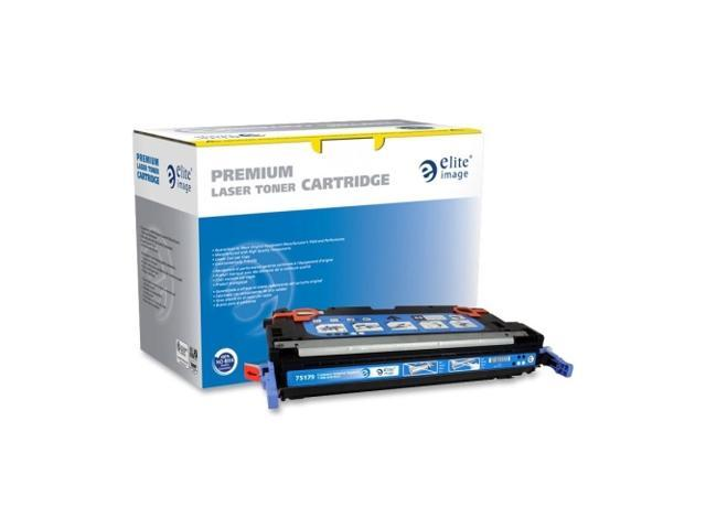 Elite Image 75179 Print Cartridge 4000 Page Yield Cyan