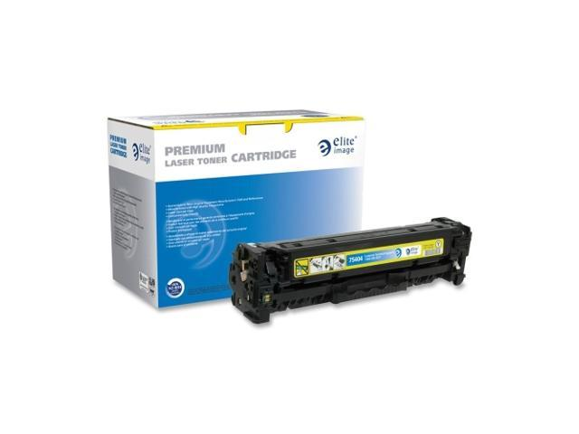 Elite Image 75404 Toner Cartridge 2800 Page Yield Yellow