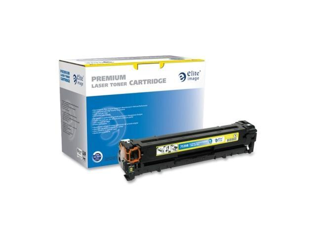 Elite Image 75398 Toner Cartridge 1400 Page Yield Yellow