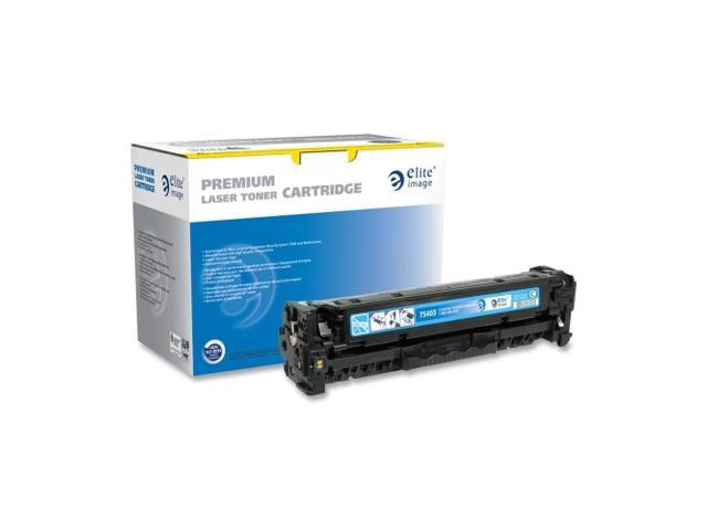 Elite Image 75403 Toner Cartridge 2800 Page Yield Cyan
