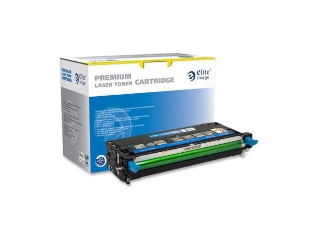 Elite Image 75389 Toner Cartridge 8000 Page Yield Cyan