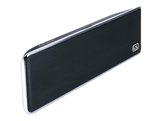 DREAMGEAR ISOUND-5209 GoSonic Rechargeable Portable Speaker (Black)