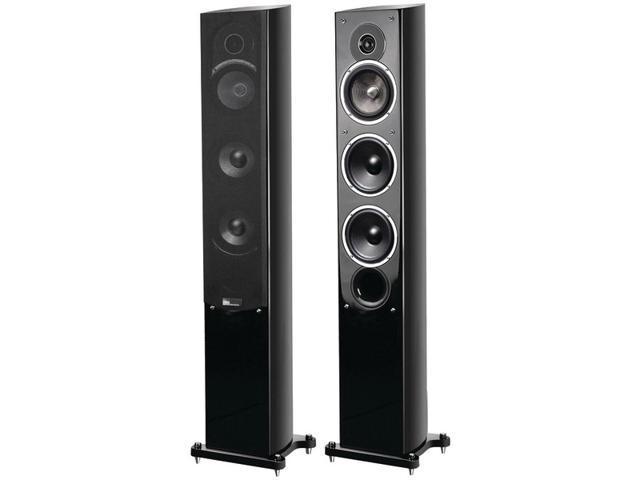 PURE ACOUSTICS NOBLE-IIF 5.25in Noble Ii Series Slim Tower Speakers