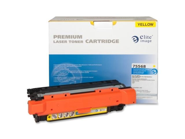 Elite Image 75568 Toner Cartridge 7000 Page Yield Yellow
