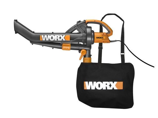 Worx WG500 TriVac 12-Amp Electric Blower/Mulcher/Vacuum