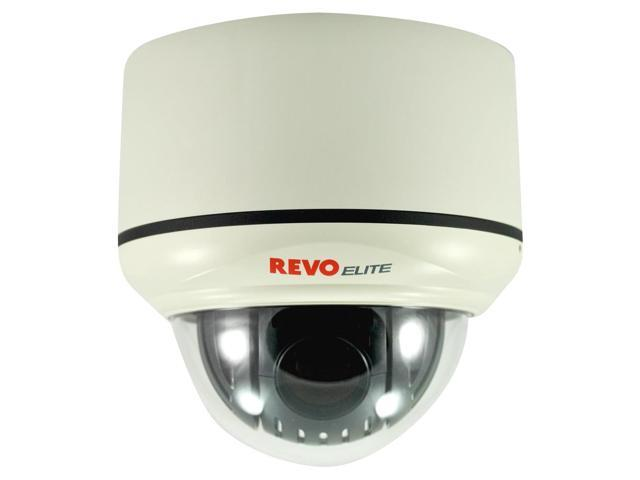 Revo RELPTZ22-3 Elite 700 TVL Indoor Pan Tilt Zoom Surveillance Camera
