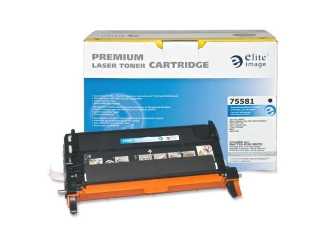 Elite Image 75581 Toner Cartridge 8000 Page Yield Black