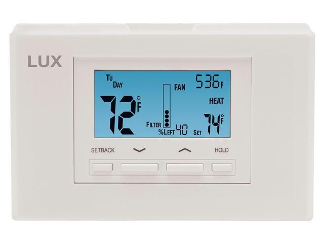 Lux TX1500U 5-1-1 Day Programmable Thermostat