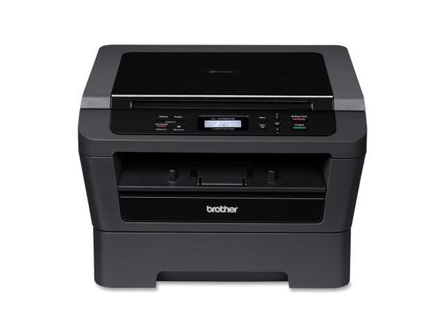 Brother HL2280DW Laser Printer 27PPM 15-9/10inx15-7/10inx10-3/5in Black