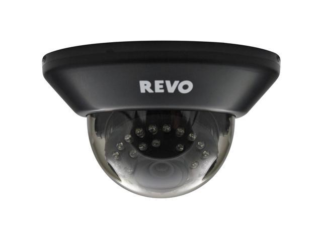 REVO RCDS30-3BNC 700 TVL Indoor Dome Surveillance Camera