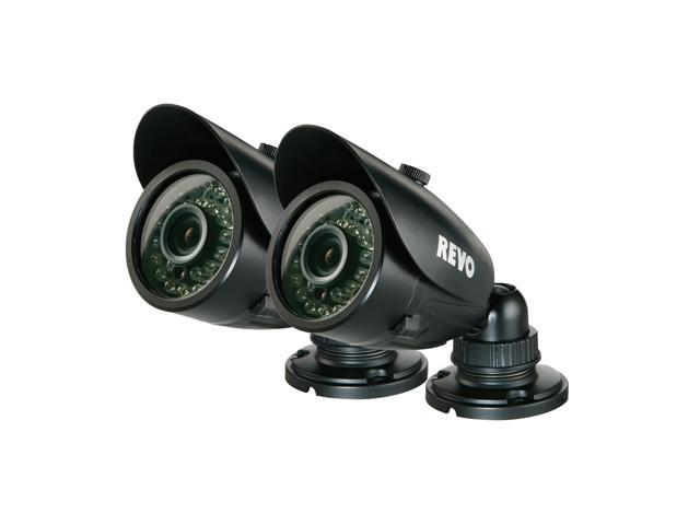 Revo RCBS30-3BNDL2N 700 TVL Indoor/Outdoor Bullet Surveillance Camera