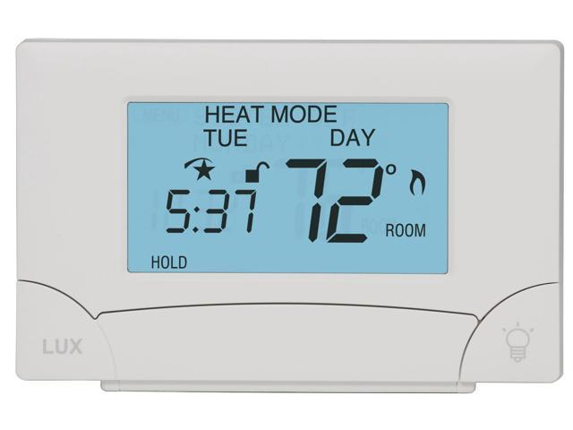 Lux Products TX9000TS 7-Day Programmable Thermostat