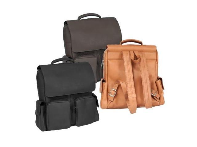 Royce Leather Vaquetta Laptop Backpack