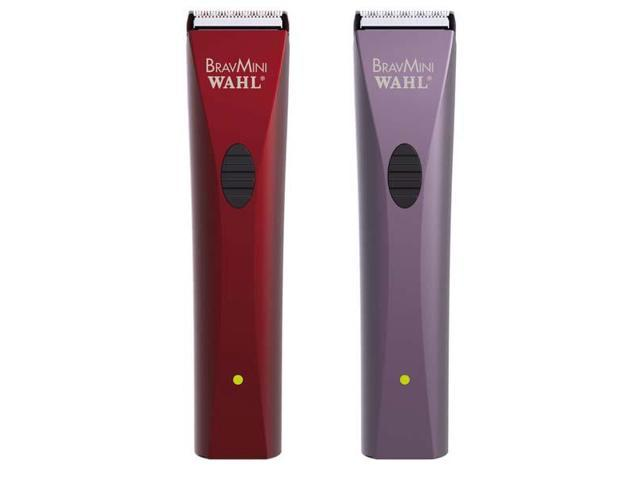 Wahl WA4159 79 BravMini+ Rechargeable Trimmer Purple