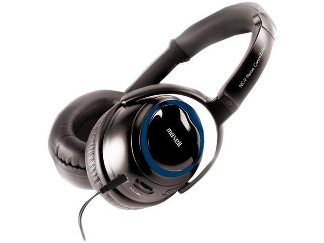 Maxell 190208 - NCV Noise-Canceling Headphones