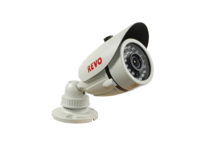 REVO America RCBS30-4BNC 1200 TVL Indoor/Outdoor Bullet Surveillance Camera with