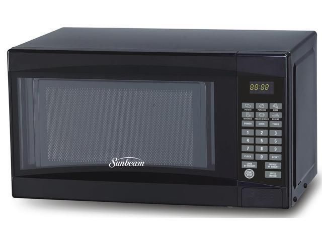 Sunbeam SGD2702 19.5-inch X 14-inch X 11.25-inch Black Sunbeam Digital Microwave