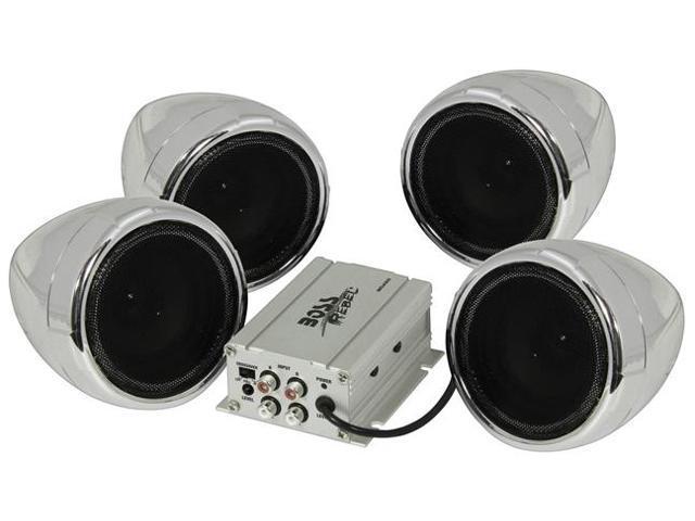 Boss Audio MC450 Motorcycle/UTV Speaker System 1000W