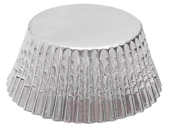 Fox Run 4915 32 Count Silver Standard Baking Cups