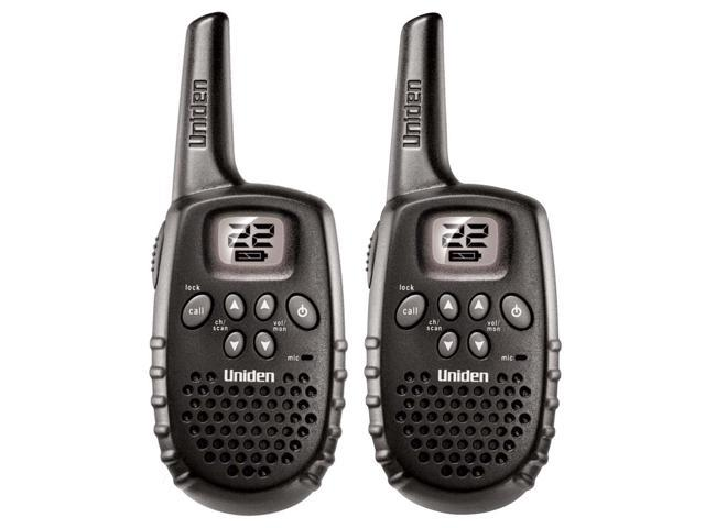 Uniden GMR1635-2 GMRS Radios Pair