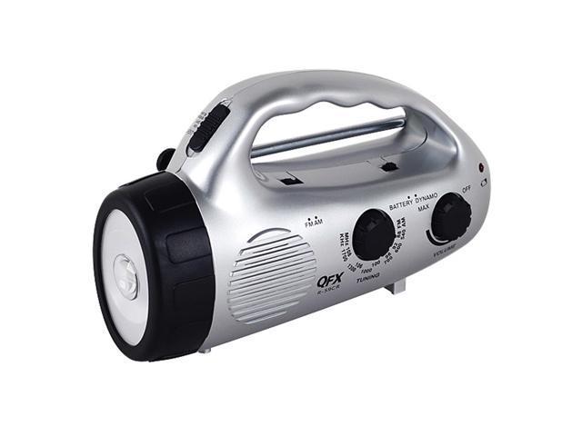 QFX AM/FM/SW1-SW2 Radio