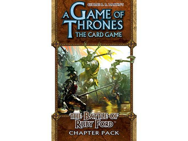 A Game of Thrones Card Game: Battle of Ruby Ford