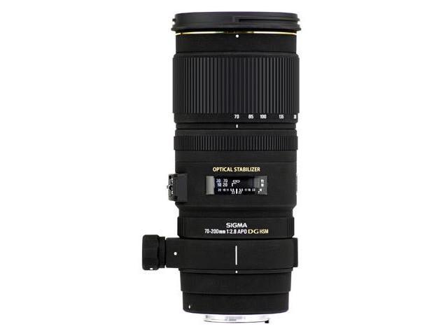 Sigma 70-200mm f/2.8 EX DG OS HSM for Canon