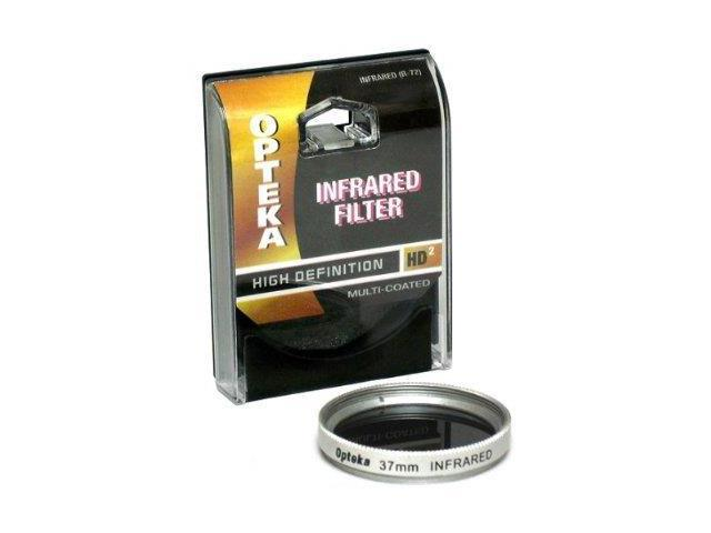 Opteka HD2 25mm R72 720nm Infrared X-Ray IR Filter