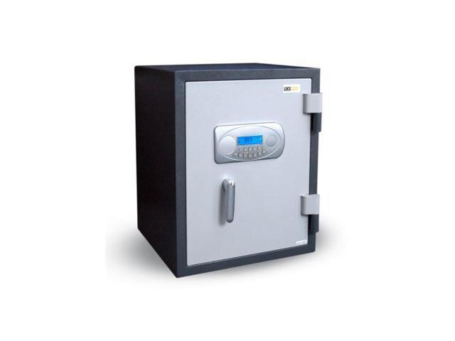 LockState Electronic 1-Hour Fireproof Safe