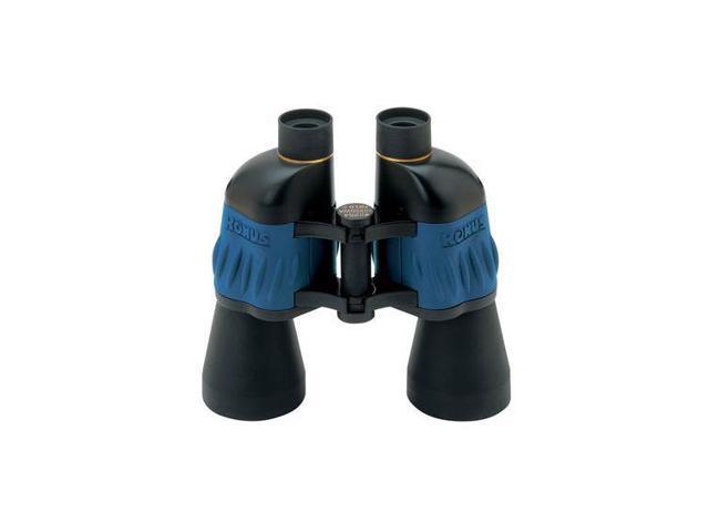 Konus Sportly 7x50 Fixed Focus Porro Prism Binoculars, Blue/Black -