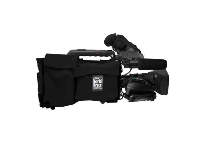 Porta Brace Camera Body Armor for Panasonic AJ-HPX370,Black