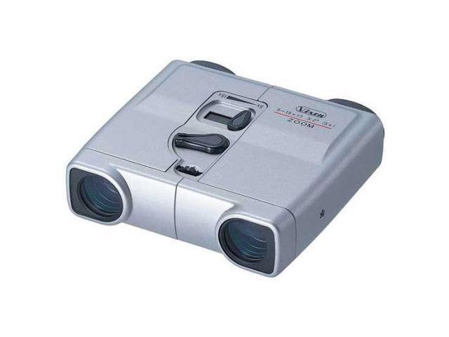 Vixen Super Compact 5-15x17 CF Flat Zoom Binocular