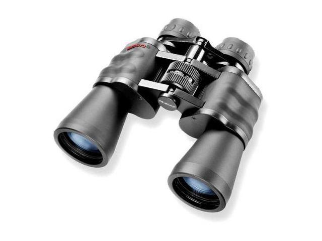 Tasco Essentials 10-30x50 Zoom Porro Prism Binoculars, Black