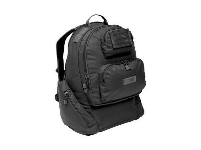 BlackHawk Laptop Backpack w/Top Grab Handle, Black