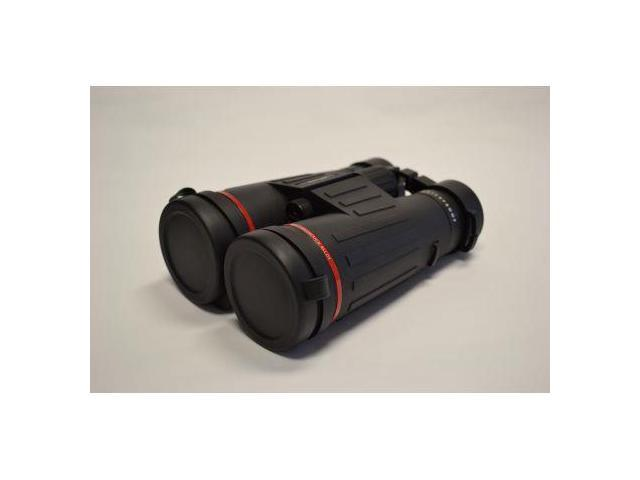 Opti-Logic 10 X 50 HD BINOCULAR WITH ED GLASS Black with Red Rings B1050S