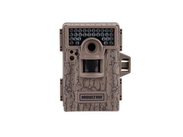 Moultrie Feeders M-880 Infrared Trail Camera, 8MP, Low Glow IR Flash, 100 ft. Fl