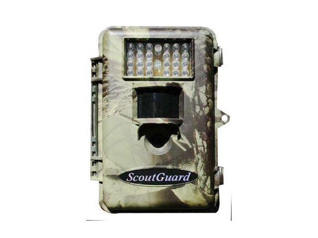 HCO Outdoor Products ScoutGuard Trail Camera w/ 45ft IR Flash & Viewscreen - Cam
