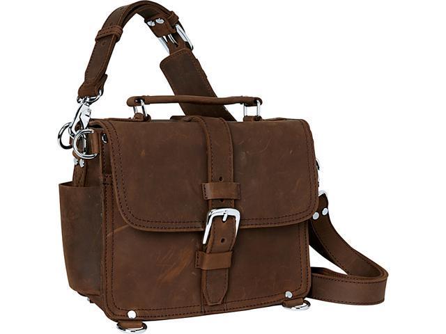 Vagabond Traveler 11in. Leather Camera/Tablet Bag