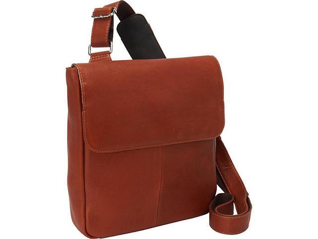 Piel Crossbody Tablet Bag