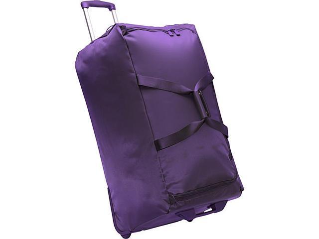 Lipault Paris 30in. Foldable 2 Wheeled Duffle Bag