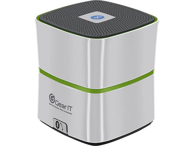 rooCASE GearIt Bluetooth Wireless Speaker Mini Portable with Hands Free Mic