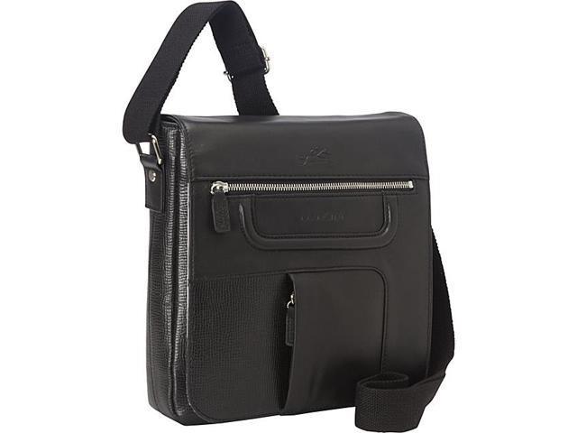 Mancini Leather Goods Tablet Bag (w/ RFID Secure Pocket)