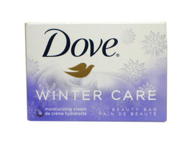 Dove Bar Soap Winter Care 4 oz (8 Pack)