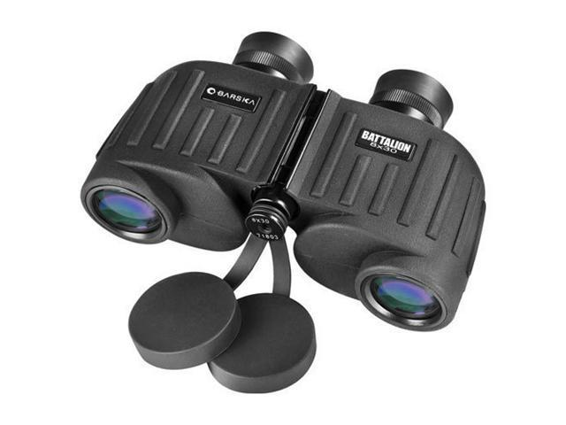 8x30 Battalion WP Tactical Binoculars w/ Internal Rangefinder