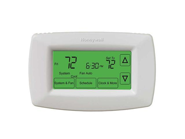 Honeywell RTH7600D1006/E Touchscreen Programmable Thermostat