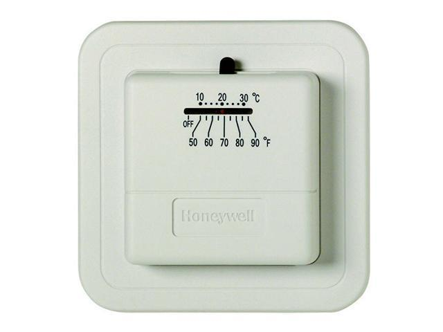 Honeywell YCT30A Economical Heat Only Non-Programmable Thermostat