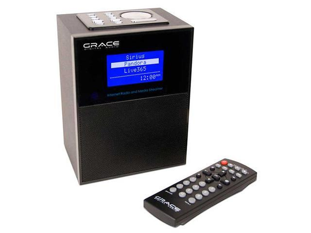 Grace Digital Audio CDI-IRD4000 Allegro WiFi Radio