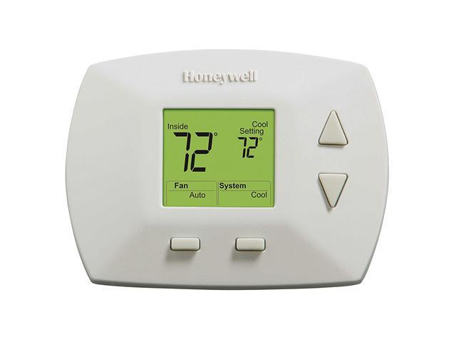 Honeywell RTH5100B1025/A Deluxe Non-Programmable Thermostat